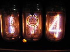 1.94 (1lenore) Tags: four one nine tube electronics nixie