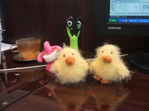 2 duckies