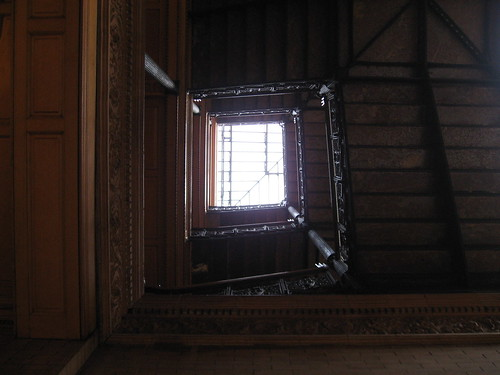 The Bradbury Building - Straight Up