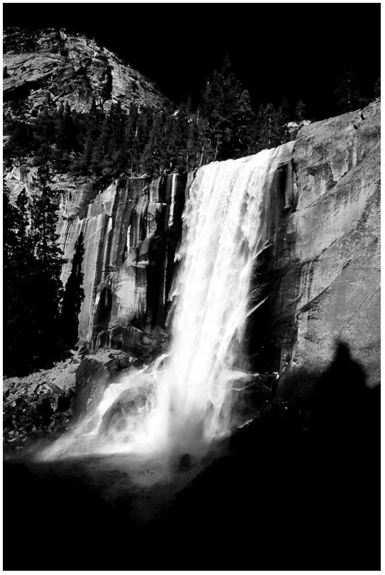 Vernal-Falls, Yosemite