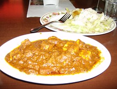 Naan and Curry SF Van Ness (sftrajan) Tags: sanfrancisco food restaurant closed indian again meal indianfood naanncurry paneer