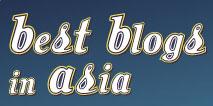 Best Blogs in Asia
