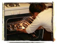 Step 5: bake