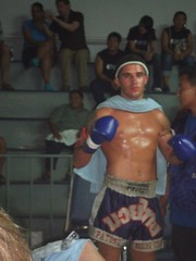 Thai Boxing - English style