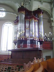 Inside the Noorderkerk