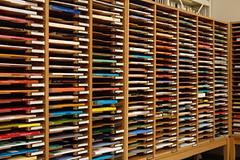 JournalsKC007_lowres (Jisc) Tags: shelves journals longshot brightcolours kingscollegelondon