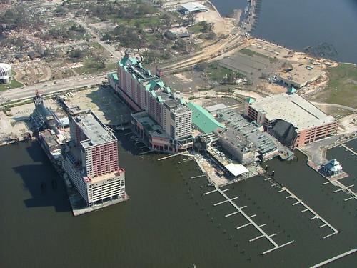 Biloxi Casinos After Katrina