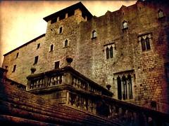 Medieval Memories (La Pia Almoina - Girona, XIVth century) - by ToniVC