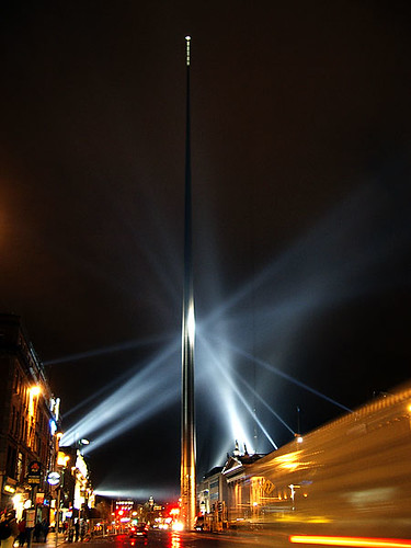 Vectorial Elevation, Dublin