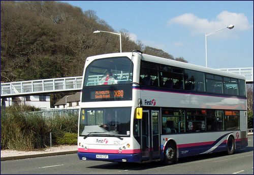 32763 WJ55CSF First Devon and Cornwall