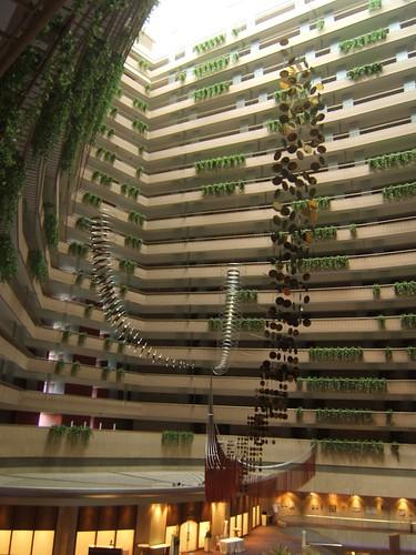 Marina Mandarin Hotel Interior