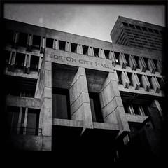 Boston (alison.velvet) Tags: brutalist bostoncityhall brutalistarchitecture boston 2015