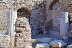 IMG_445a2 (goaniwhere) Tags: ephesus ephesusturkey turkey ancientcity historicsite history rubble ruins grandtheatre libraryofcelsus mycenean