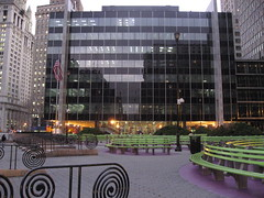 Federal Plaza in Manhattan by jfhatesmustard, on Flickr