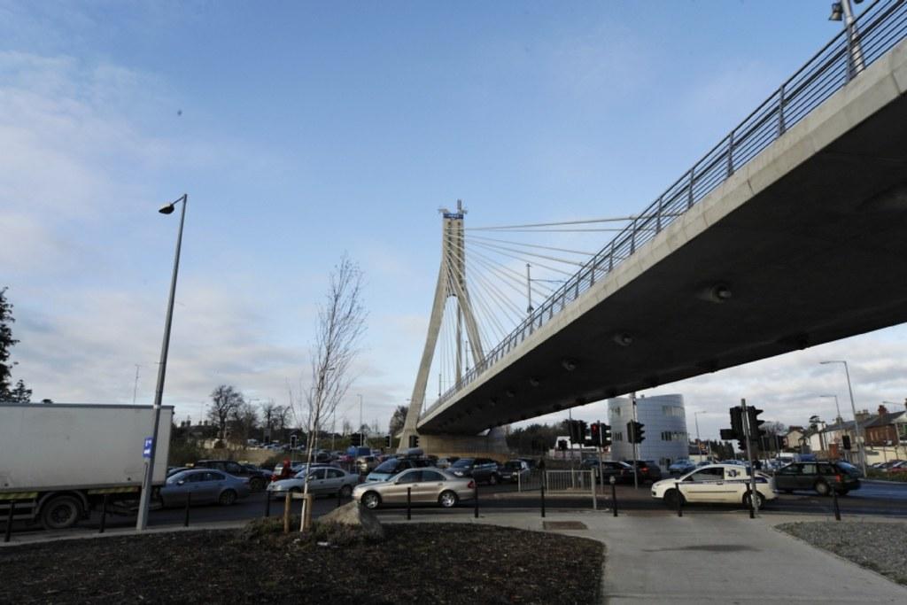 William Dargan Bridge - Dundrum, Dublin