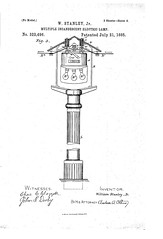 Multiple Incandescent Electric Lamp
