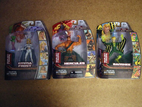 Hasbro Marvel Legends Wave 1