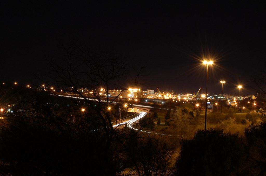 New London @ Night