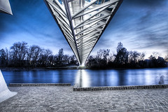 Sundial Bridge (James_Watts) Tags: california bridge art redding sundialbridge d80 jameskobra