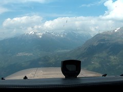 Val Camonica (_ Night Flier _) Tags: above travel sky italy panorama nature airplane landscape flying high view earth top aviation aerial fromabove valley bergamo cessna italians skyview birdeye aeronautic valcamonica