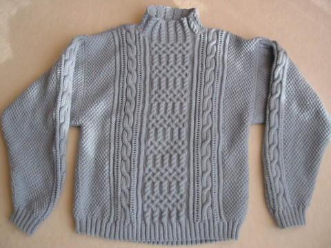 Von der Kunst, einen passenden Pullover zu stricken – Teil 6: Muster einteilen/Höhe und Proportionen