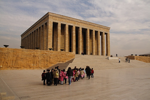Mausoleum of Kemal Ataturk