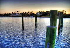 Jupiter Island (Stuck in Customs) Tags: travel blue water island photography nikon photographer florida d2x jupiter palmbeach hdr intercoastal highquality d2xs stuckincustoms treyratcliff