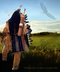 Native Dancer #8 (maggiedeephotographer) Tags: canada nature peace eagle native spirit earth dancer canadian thankful connected spiritual thankfulness connection nativedancer nativescene