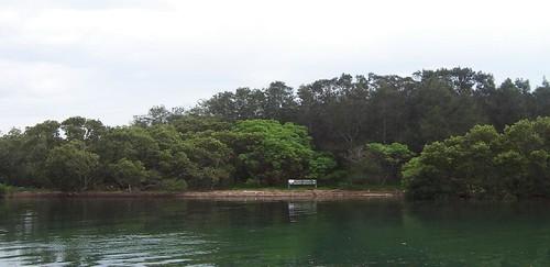Pelican Island Nature Reserve