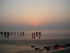 The eternal beauty (asis k. chatt) Tags: ocean india sunrise westbengal ibeauty