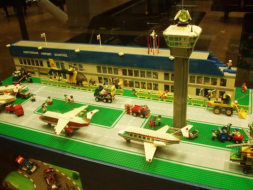 Schiphol Lego