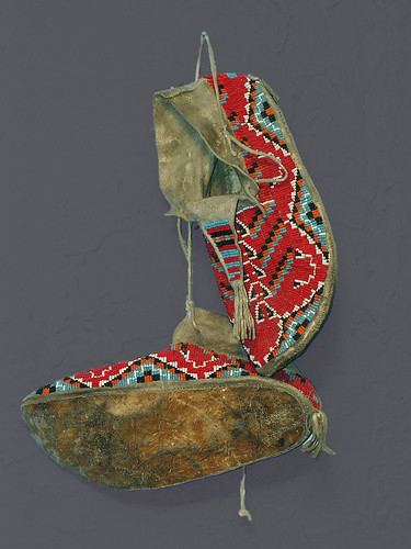 old shoe moccasin nativeamericanart utatahassole