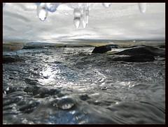 Under River  Ice