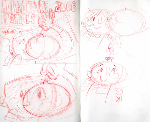 Sketches: Adventure in Carols 3