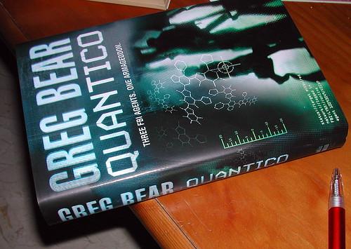 Quantico, de Greg Bear