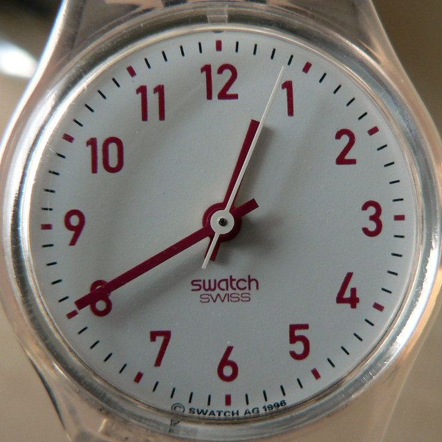 swatch watch squaredcircle
