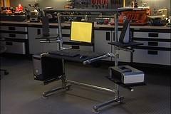 Desk in Shop