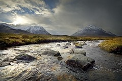The Buachaille (gms) Tags: mountains river scotland highlands glencoe pilgrimage buachaille necessity rannochmoor buchailleetivemor buchaille nowiamworthy buachailletivemor