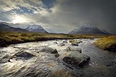 The Buachaille (gms) Tags: mountains river scotland highlands glencoe pilgrimage buachaille necessity rannochmoor buchailleetivemor buchaille nowiamworthy buachailletivemor