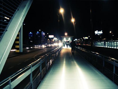 Estación NQS - Calle 75 por Tatuajefalso