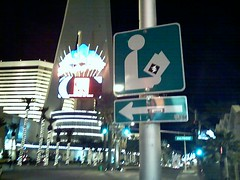 Las Vegas! Come for the Casinos! Stay for the library!