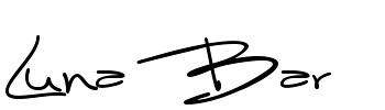 Tipos de letra que imitan la letra hecha a mano