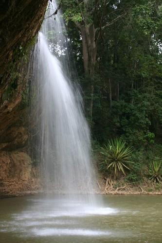 Prenn Waterfall, near Dalat, southern Vietnam