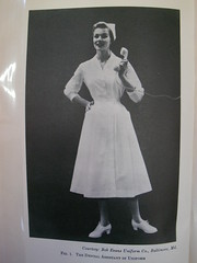 Dental Assistant / Hygienist circa 1955