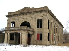 Gary, Indiana train station