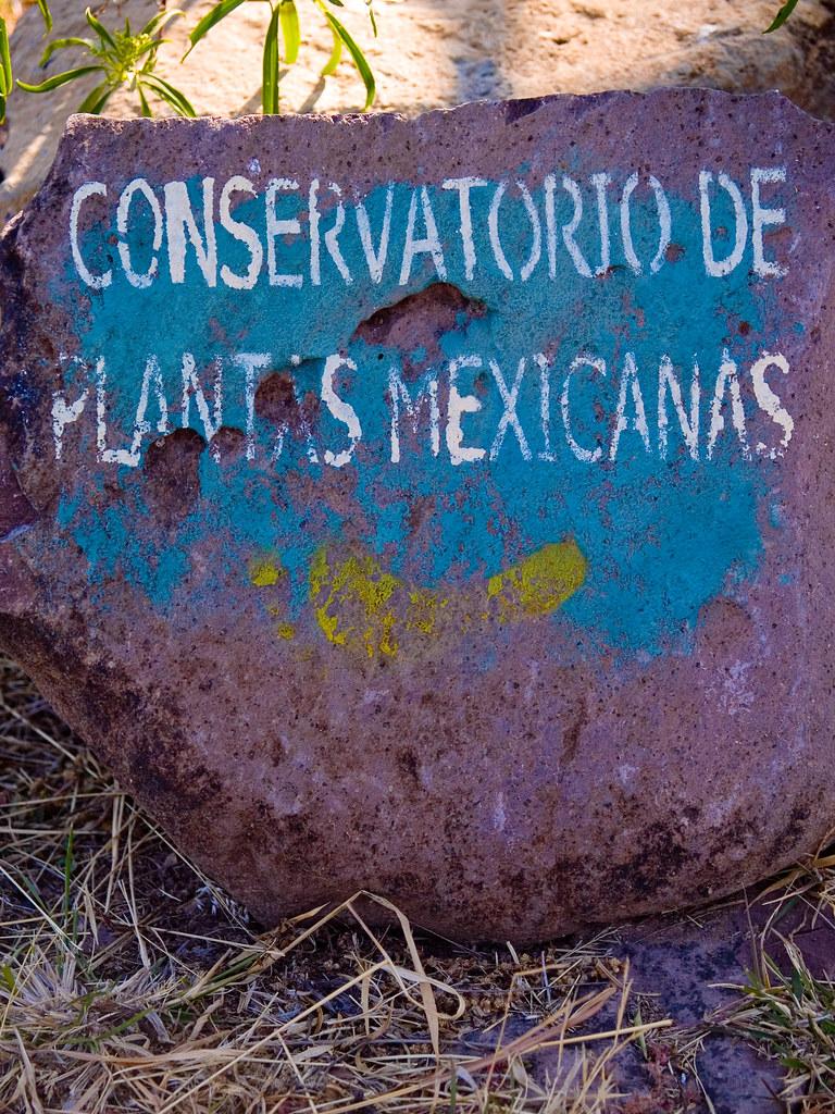 Conservatorio de Plantas Mexicanas