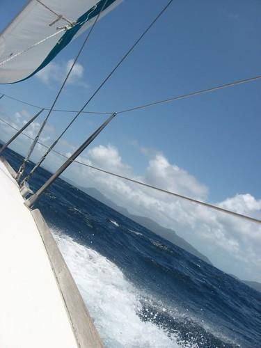 lean yacht