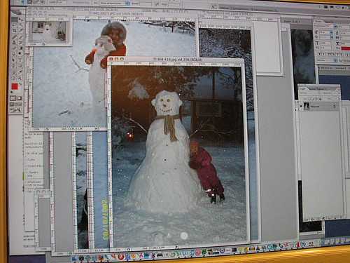 EFIT 11:14 - working with our readers photos of snowmen