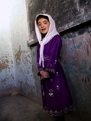 a small Afghan student (janchan) Tags: school afghanistan students kids children student asia classroom documentary escuela reportage scuola saarc thetaleofaurezu whitetaraproductions