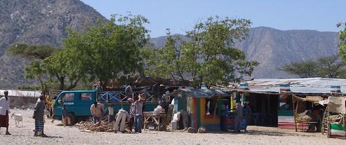 Village towards Sheekh